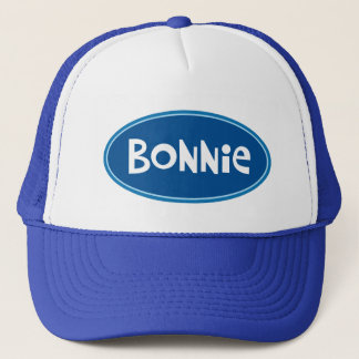 BONNIE-Fernlastfahrer-Hut Truckerkappe
