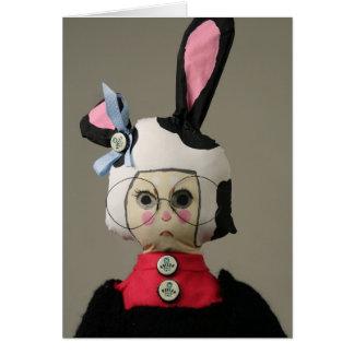 Bonnie-Kaninchen Karte