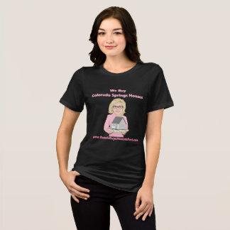 Bonnie-Kauf-Häuser fasten T-Shirt