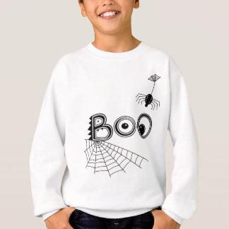 Boo! Spinne Halloween Sweatshirt