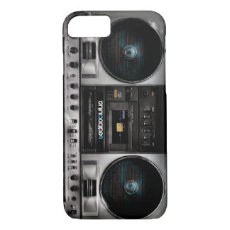 Boombox iPhone 7 Fall Sc iPhone 8/7 Hülle