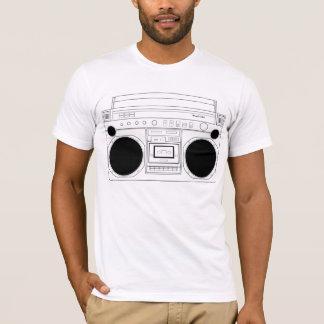 Boombox oldschool maryjanesgirl T-Shirt