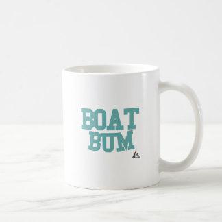 Boot-Aquamarin Tasse