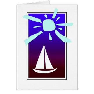 Boot und Sonne 2 Karte
