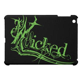 Böse grüne iPad Hüllen
