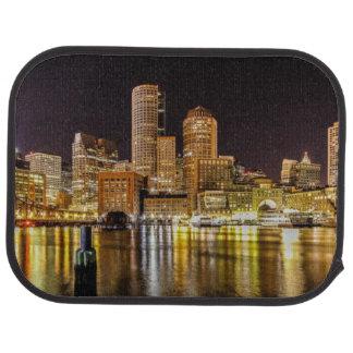 Boston-Hafen Autofußmatte
