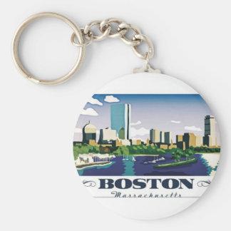 Boston, Massachusetts Schlüsselanhänger