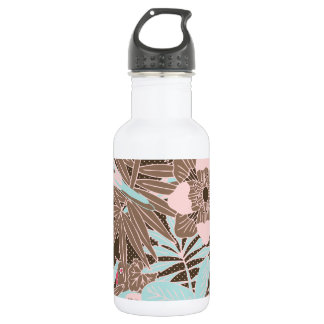 Botanisch u. Vögel - Schokolade Trinkflasche