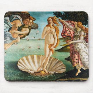 BOTTICELLI - Die Geburt von Venus 1483 Mousepads