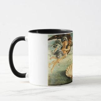 Botticelli Geburt der Tasse