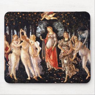 BOTTICELLI - Primavera 1482 Mousepad