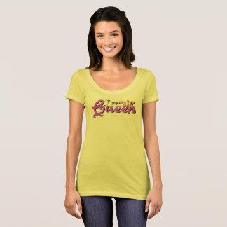 Bougie-Königin T-Shirt