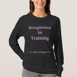 Bouginista, wenn T ausgebildet wird T-Shirt