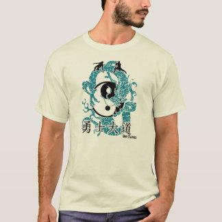 Boulevard. Krieger Yin Yang - Kult-Aroma T-Shirt