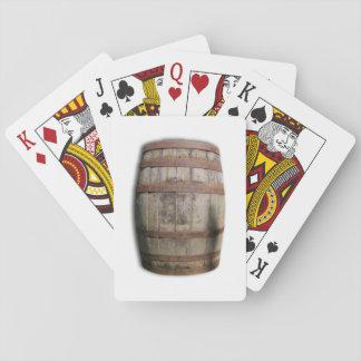 Bourbon-Karten Spielkarten