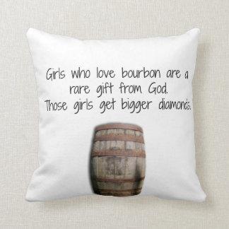 Bourbon-Kissen Kissen