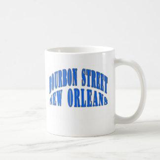 Bourbon-Straße New Orleans Kaffeetasse