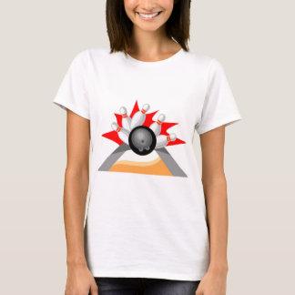 Bowlings-Streik T-Shirt