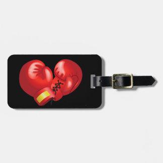 Boxende Entwurfs-Gepäckanhänger Kofferanhänger