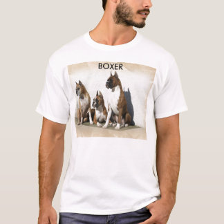 BOXER-HUND T-Shirt