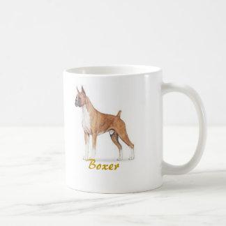 Boxer, Hundeliebhaber reichlich! Tassen