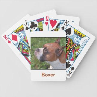 Boxer-Hundespielkarten Spielkarten