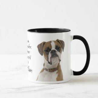 Boxer-Mamma-Tasse Tasse