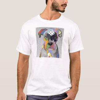 Boxer Portrait T-Shirt