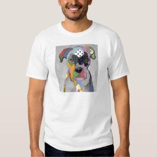 Boxer Portrait Tshirt