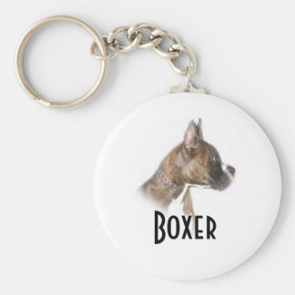 Boxer Schlüsselanhänger