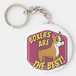 Boxer sind das Beste Schlüsselanhänger