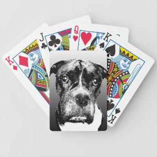 Boxer Pokerkarten