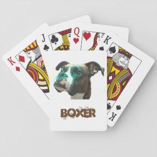 Boxer-Spielkarten Pokerkarten