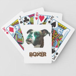 Boxer-Spielkarten Spielkarten