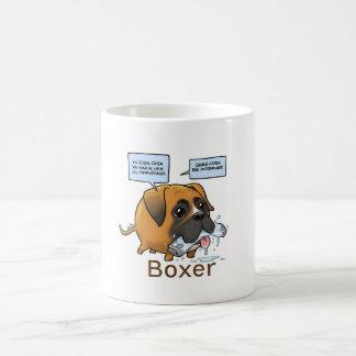 Boxer Tasse