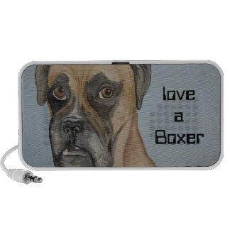 Boxer Tragbare Lautsprecher