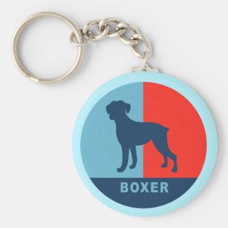 Boxer US-Stil keychain Schlüsselanhänger
