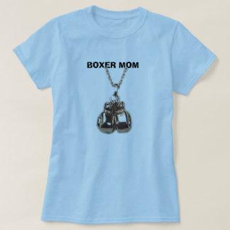 Boxhandschuhe, BOXER-MAMMA T-Shirt