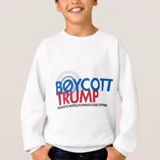 Boykott-Trumpf Sweatshirt