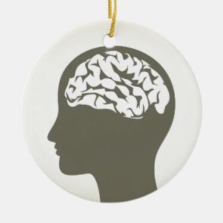Brain5 Keramik Ornament