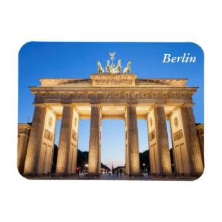Brandenburger Felsen Berlin Flexible Magnete