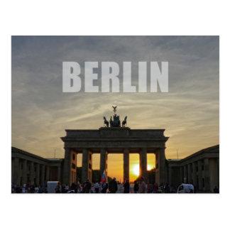 Brandenburger Tor, BERLIN Postkarten