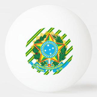 Brasilien-Mantelarme Tischtennis Ball