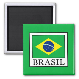 Brasilien Quadratischer Magnet