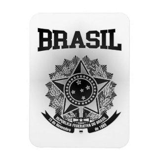 Brasilien-Wappen Magnet