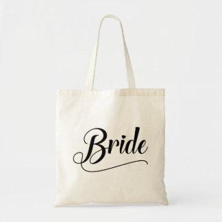Braut Budget Stoffbeutel