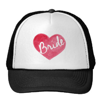 Braut-Herz-Hut Retrokult Cap