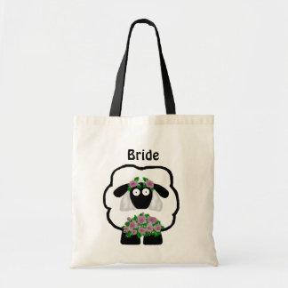 Braut-Schaf-Tasche Budget Stoffbeutel