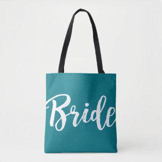 Braut-Taschen-kundenspezifische Farbe ganz über