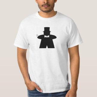 Bräutigam meeple Hochzeitsjunggeselle-Party-Shirt T-Shirt